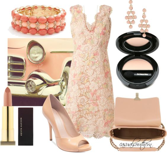 """Pastel Dreams"" by casualsouthern on Polyvore"