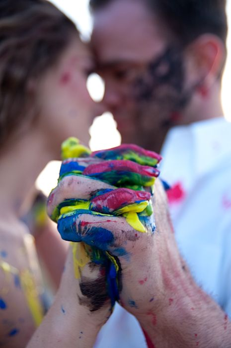 2021 Happy Holi wishes with Couples
