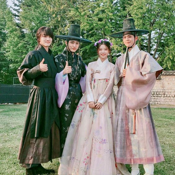 Moonlight Drawn by Clouds♥ last episode: