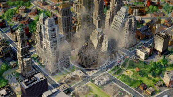 SimCity se derrumba en sus primeros pasos - #videojuego Adictosalpixel.com
