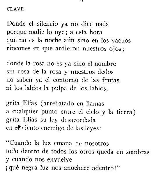 Gilberto Owen De Perseo Vencido 1948 Poemas Nombres Decir No