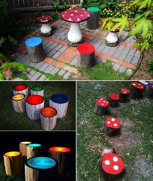 35+ Gartengestaltung garten ideen kinder Sammlung