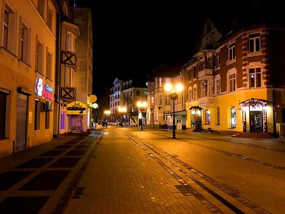 Бульвар, г. Зеленоградск, Калининградская область. Фото: Evgenia Shveda