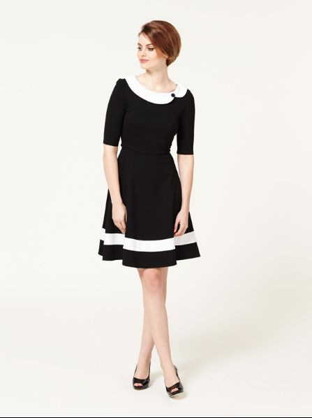 Review Australia - Ardenia Dress. Another example of why black and ...