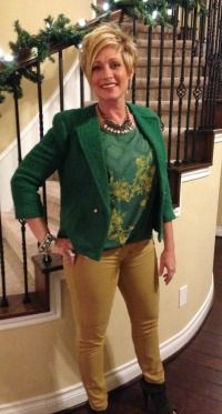 2019 year for lady- How to skinny wear pants over 40