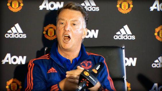 Der Tulpen-General hat bei Manchester United ausgedient ...  Mal war Louis einfach nur geil, mal wusste er den richtigen Vornamen seiner Spieler nicht - seine besten Pressekonferenz-Auftritte:  (via BILD Video)