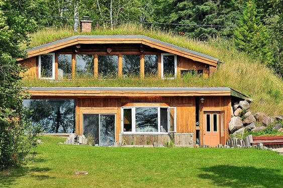 earth sheltered homes for sale Google Search