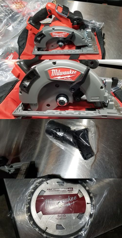 Circular Saws 71307 New Milwaukee M18 Fuel Brushless 7 1 4 Circular Saw Model 2732 20 Free Ship Buy It Now Only Circular Saw Milwaukee M18 Circular Saws