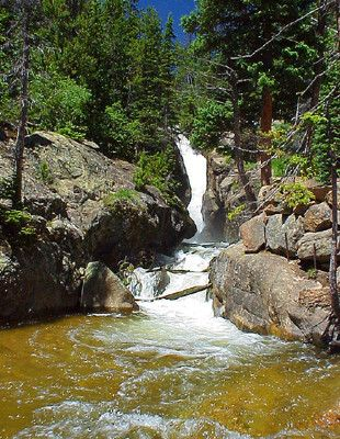Rocky Mountain National Park. Tour it up, ride it down!