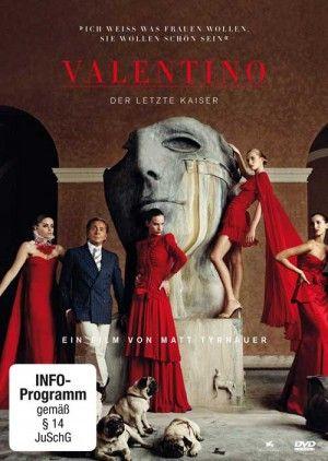 """Auch wenn es dem Regisseur bei """"Valentino: Der letzte Kaiser"""" manchmal an Sensibilität mangelte, handelt es sich doch um eine wirklich gelungene Dokumentation."""