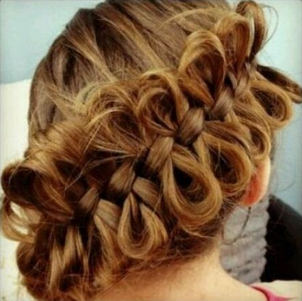 Excellent Hairstyles French And White Women On Pinterest Hairstyle Inspiration Daily Dogsangcom