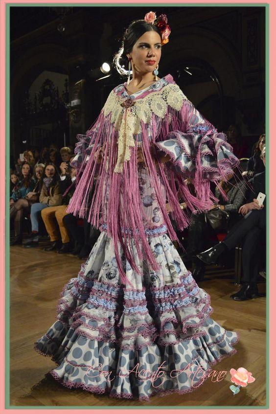 trajes de flamenca - Buscar con Google
