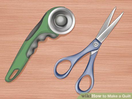Image titled Make a Quilt Step 1