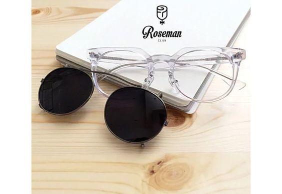 Seven Summer Ready Clip-on Sunglasses   GQ