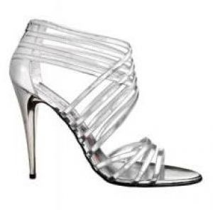 Walter Steiger - Silver High Heel Shoes.jpg