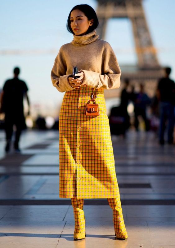 A Month's Worth of Fall Outfit Ideas for Every Rainy, Chilly, Windy Possibility