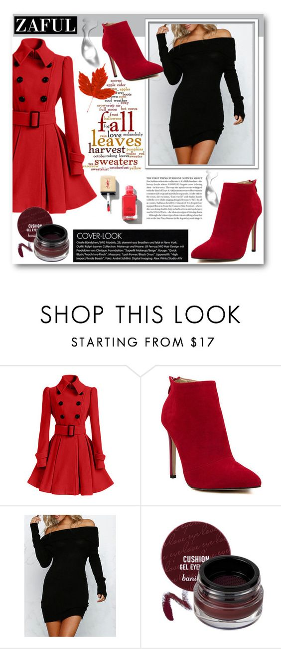 """""""Fall"""" by tanja133 ❤ liked on Polyvore featuring PAM, Yves Saint Laurent, Fall and autumn"""
