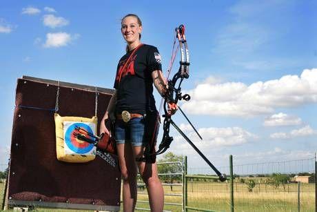 Archery: Ponder teen to shoot for US in Croatia - http://zooperstuff.com/archery/archery/archery-ponder-teen-to-shoot-for-us-in-croatia/ - http://zooperstuff.com/archery/wp-content/uploads/2014/06/img_53afa4cb4808e.jpg