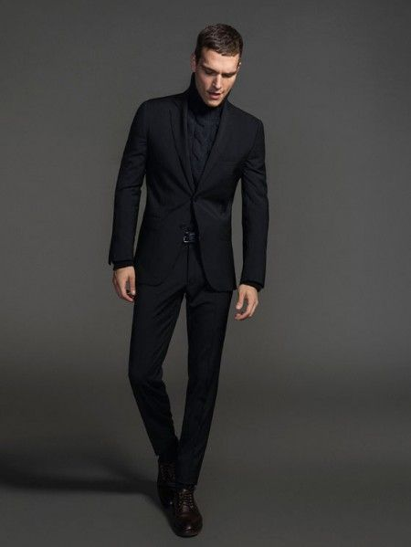 The Evening Edit: Massimo Dutti Shows the Different Degrees of Formal Dress