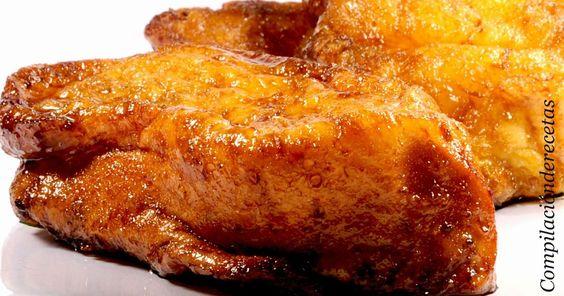 Ingredientes:   Una barra de pan de torrijas (en su defecto pan del día anterior).   400 ml. de vino blanco.   500 ml. de agua. ...
