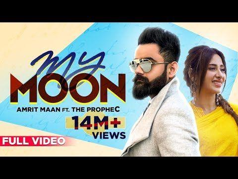 My Moon Amrit Maan Latest Punjabi Song Ringtone Download Songs Ringtone Download Romantic Songs
