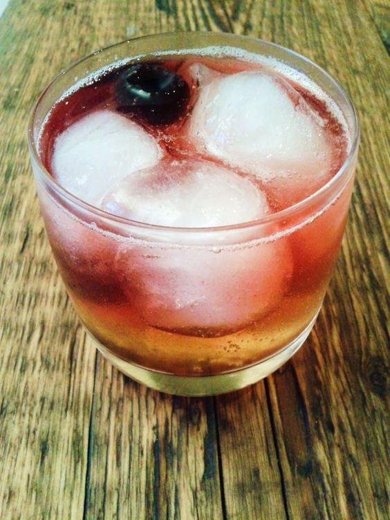 Friday Cocktail: Three cocktails with Hawkes Alcoholic Ginger Beer. Sloe Gin, and a Dark and Stormy cocktail with a difference  |Vinspire