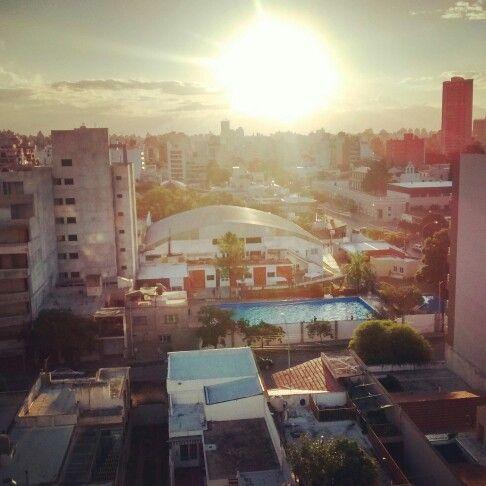 Atardecer en Córdoba Argentina...