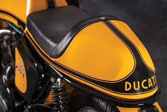 Z Stripe 1972 Ducati 750 Sport Classic Italian Motorcycles