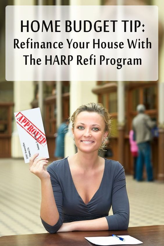1 Budgeting Tip For Your Home Finances Refinancing Through Harp Could Save You Refinancing Mortgage Rea Refinance Mortgage Budgeting Refinancing Mortgage