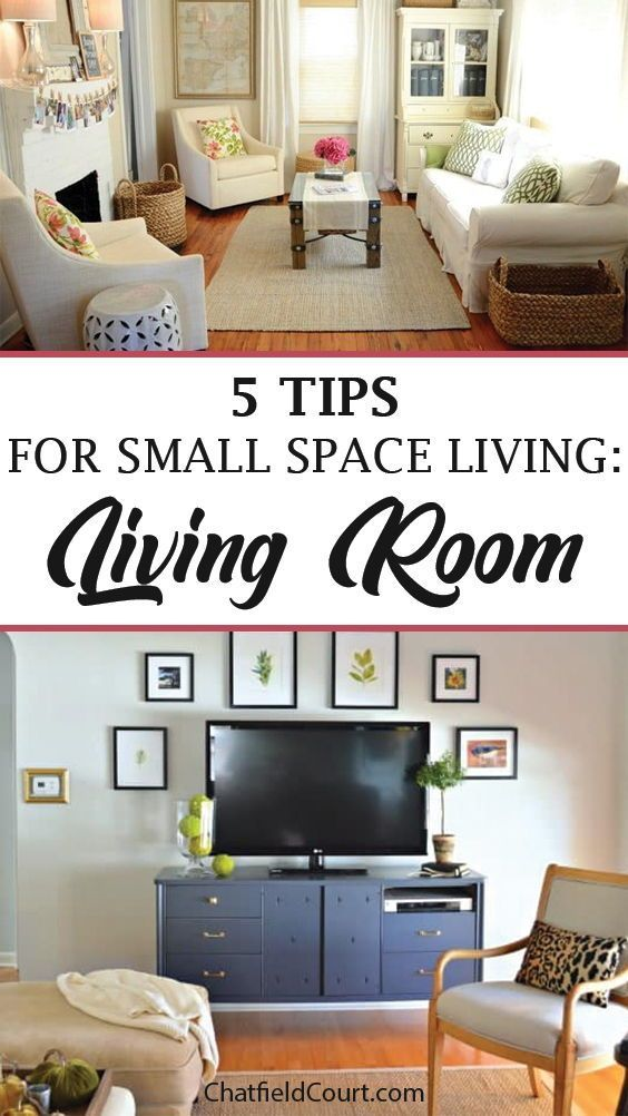 5 Decorating And Storage Tips For Small Space Living Living Rooms In 2020 Small Guest Rooms Small Living Room Decor Small Space Living #small #space #living #room #design #ideas