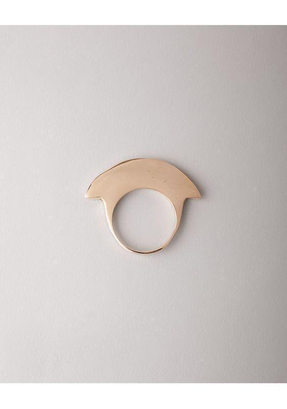 Samma / Hi-Rise Cutout Ring