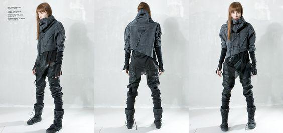 biopunk clothing - photo #43