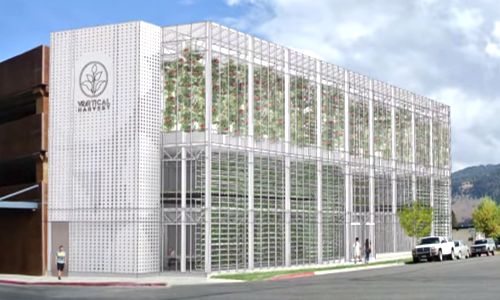 5 Ways Vertical Farms Are Changing the Way We Grow Food=Vertical farms are multiple stories, often have a hydroponic system and some contain artificial lights to mimic the sun. These green hubs are attractive in a