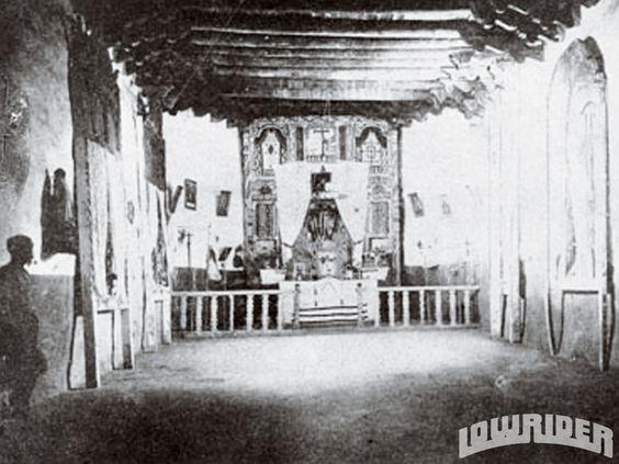 El Santuario De Chimayo - Raza Report - Lowrider Magazine