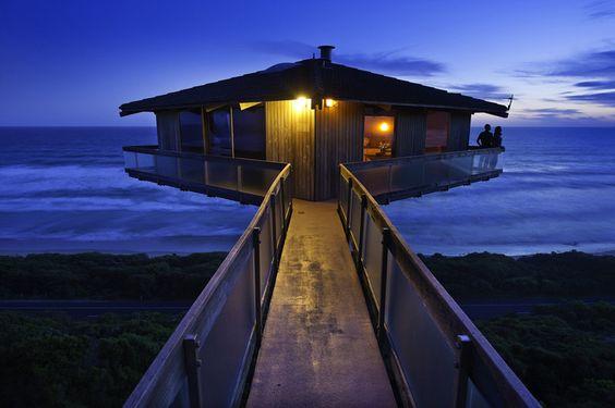 The Pole House (Fairhaven, Australia)