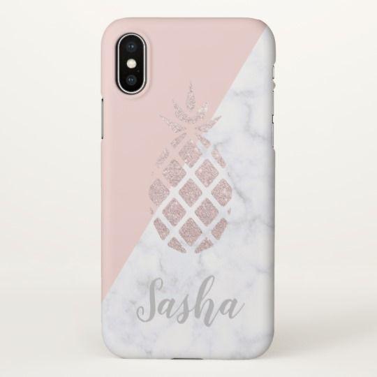 Elegant Rose Gold Glitter White Marble Blush Pink Iphone Case Zazzle Com Pink Iphone Cases Pink Phone Cases Pink Iphone
