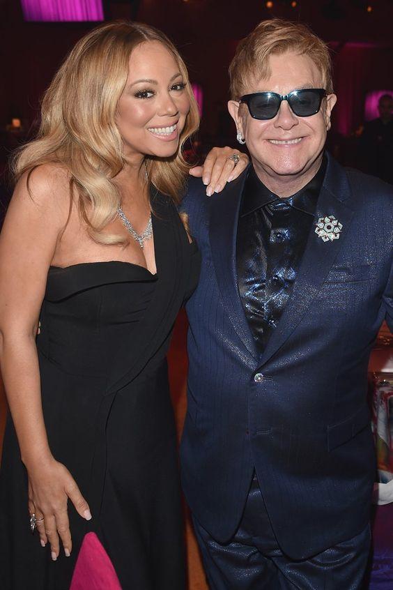 Pin for Later: Les Stars S'éclatent à la Soirée Organisée Par Elton John Pour les Oscars