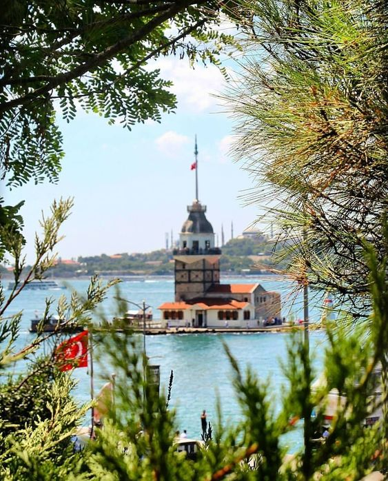 Fantastic Istanbul Gardens And Where To Find Them
