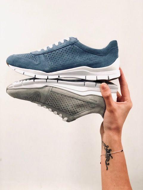 Intolerable Tomar un baño herramienta  Deportivas mujer GEOX Sukie D02F2B| Zapatos Online | Calzado Mujer |  Calzado mujer, Deportivas mujer, Zapatillas deportivas