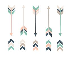 Image result for tribal arrows