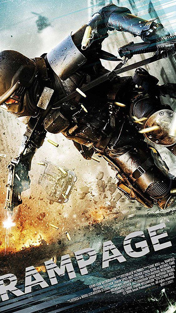 Rampage 2009 Major Tom In And Out Movie Uwe Boll