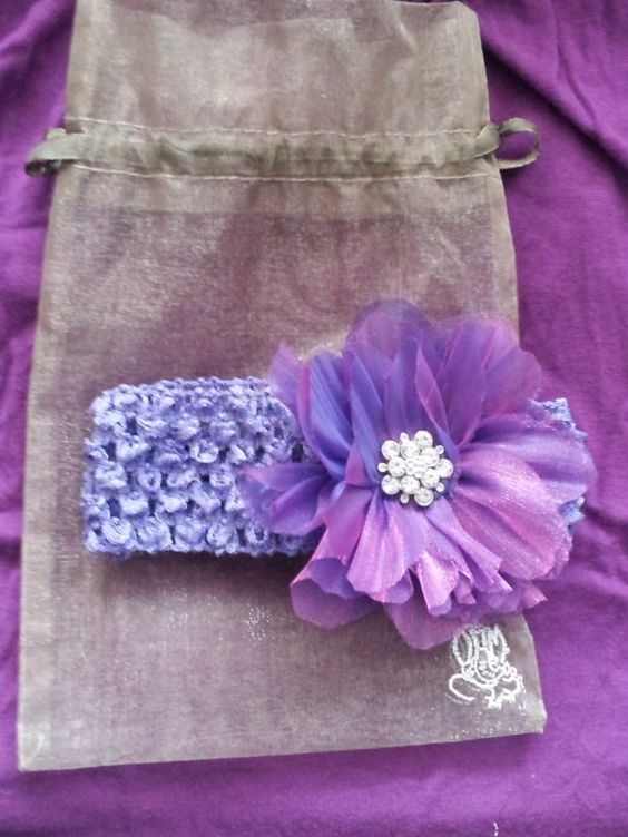 Awesome baby headbands by ADJDesigns on Etsy, $14.00
