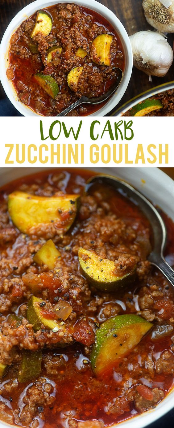 Low Carb Goulash