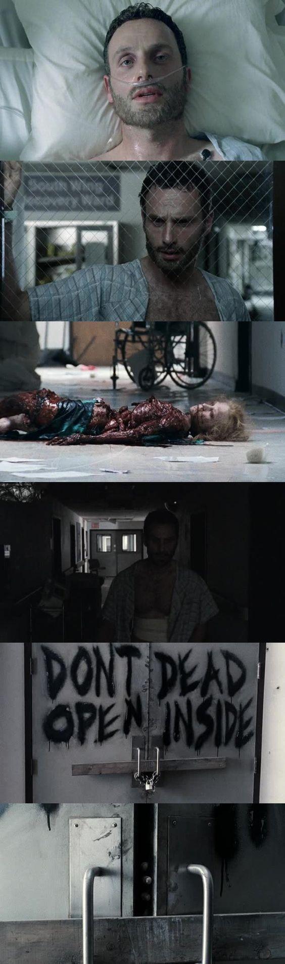 The Walking Dead ~ Season 1, Episode 1