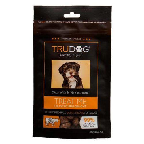 Trupet Voluntarily Recalls Trudog Pet Treats Dog Food Recall