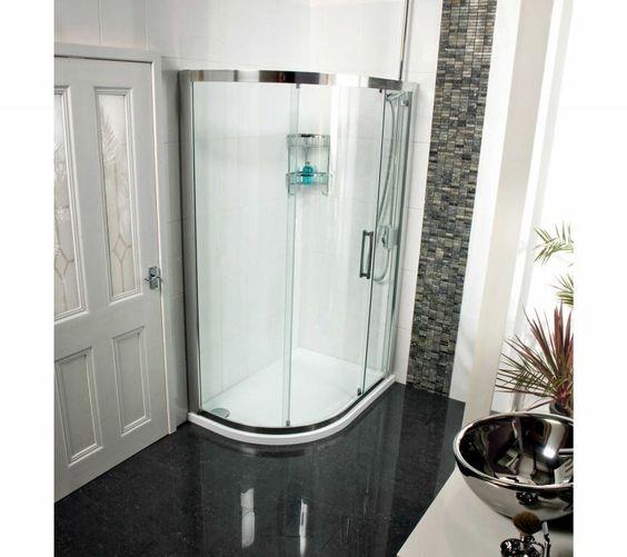Thanks For Pinning Roman Embrace Single Door Offset Quadrant Shower Enclosure Quadrant Shower Quadrant Shower Enclosures Single Doors