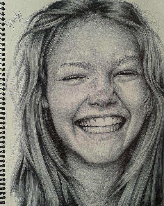 Artista brasileiro faz 50 desenhos que representam perfeitamente as emoções das pessoas