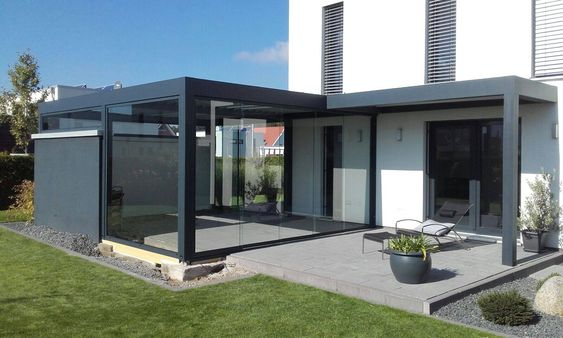 Louvered Terrace Covering Camargue A Special Project With