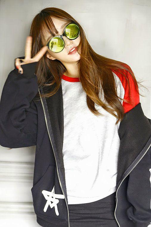 EXID's Hani for Cheetah Sunglasses