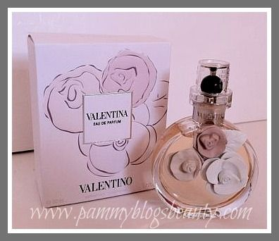 Scrumptious Scents: Valentino Valentina (Fragrance Review) ~ Pammy Blogs Beauty